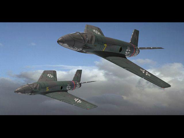 Messerschmitt Jet Projects: 11...