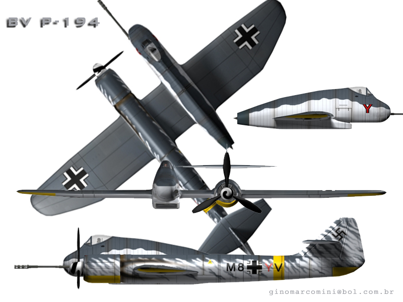 Experimental German WWII Aircraft http://www.rcgroups.com/forums/showthread.php?t=966391