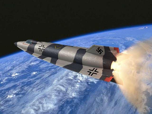 航天飞机的速度更快,却也能安全打开货仓