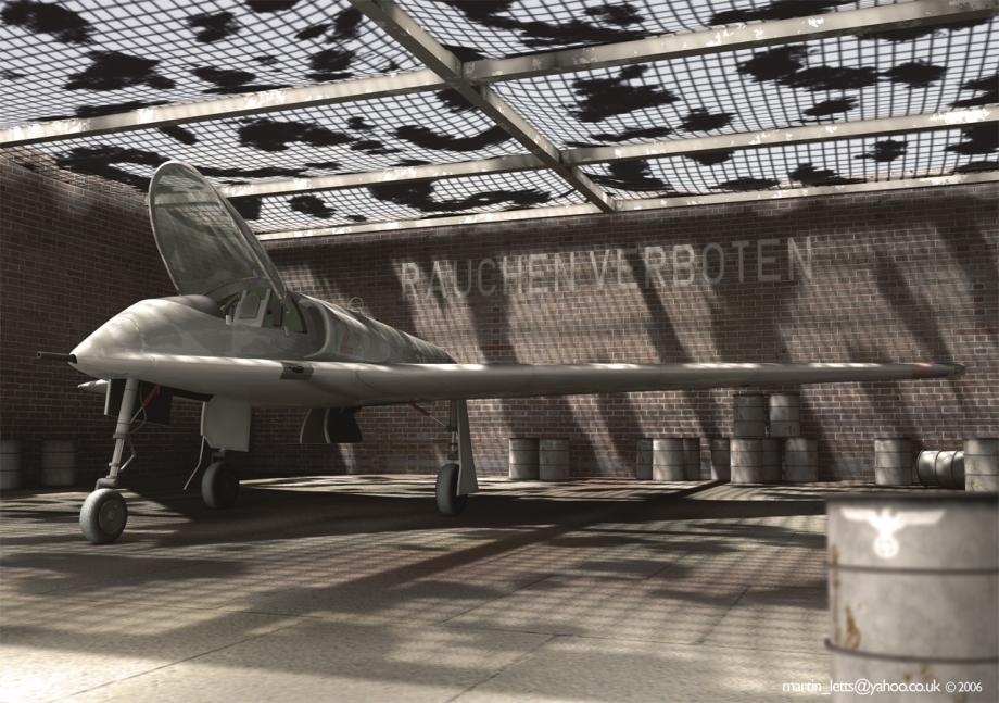 horten singles Two prototypes that were never built the idea was a single seat fighter, somewhat smaller than the famous go-229 the horten brothers made only preli.