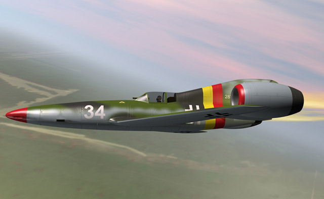 Experimental German WWII Aircraft http://www.ww2incolor.com/forum/showthread.php/1987-German-Aircraft-Projects