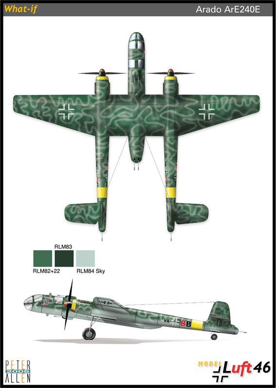 Arado E.340