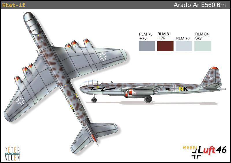 Arado E.560