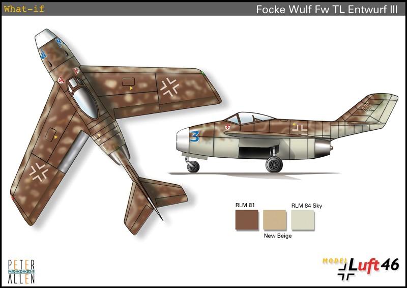 德国二战概念飞机,草图+cg - 网海杂谈 - 浪漫saga的